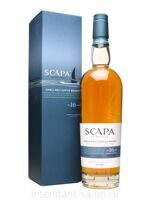 Виски Scapa Single Malt 16 years 0,7 Gift Box