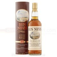 Виски Ben Nevis 10 Years Old 0.7 Gift Box