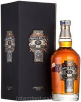 Виски Chivas Regal 25 years old, with box, 0,7