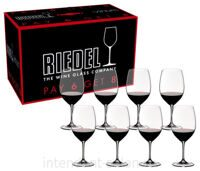 "Набор бокалов 8 шт. Riedel VINUM BORDEAUX ""Pay 6 Get 8"""