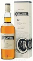 Виски Cragganmore Single Malt 12 years 0,7 Gift Pack