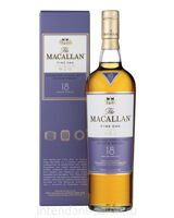 Виски Macallan Fine Oak 18 Y.O. Gift box 0.7 л.