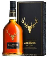 Виски Dalmore Single Malt 12 years 0,7 Gift Box