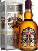 "Виски ""Chivas Regal"" 12 years old 1L"