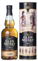 Виски Glen Moray 16 years Single Malt 0,7 Tube