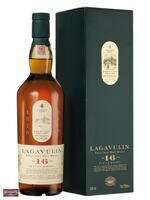 Виски Lagavulin 16 years old with box 0.75 л