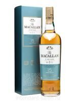 Виски Macallan Fine Oak 15 Years Old Gift box 0.7 л.
