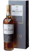 Виски Macallan Fine Oak 21 Years Old GIFT box 0.7 л.