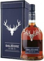 Виски Dalmore Single Malt 18 years 0,7 Gift Box