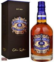 Виски Chivas Regal 18 years old 0.7 л