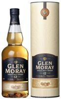 Виски Glen Moray 12 years Single Malt 0,7 Tube