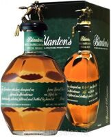 Виски Bourbon Blanton`s Special Reserve 0.7 Gift Pack