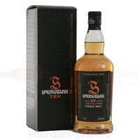 Виски Springbank 10 Years Single Malt 0,7 Gift Pack