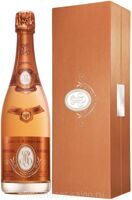"Шампанское ""Cristal"" Rose 2006 0,75 in gift box"