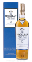 Виски Macallan Fine Oak 12 Years Old 0.7