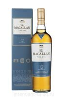 Виски Macallan Fine Oak 12 Years Old Gift box 0.5 л.