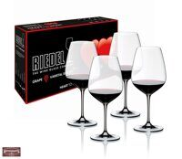 "Набор бокалов 4 шт. Riedel ""Heart to Heart"" Cabernet / Merlot 800 ml"