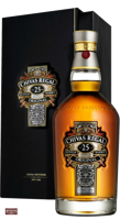 Виски Chivas Regal 25 y.o. blended scotch whisky (gift box) 0.7л